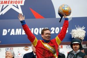 "Goop vann Prix d'Amérique igen: ""Fantastiskt"""
