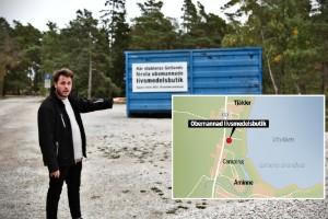 KLART: Gotland får sin första obemannade livsmedelsbutik