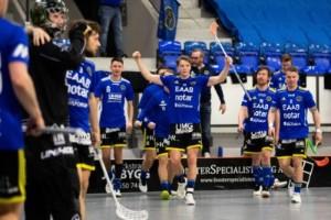 TV: Se Hagunda mot Team Thorengruppen i repris