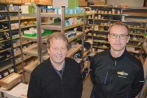 Vimmerbyföretag expanderar – öppnar filial i Västervik