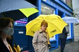 Skotsk självständighet i fokus på supertorsdag