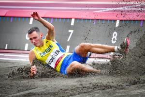 Montler 1,4 centimeter från OS-medalj