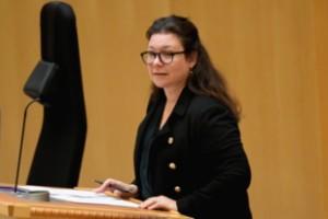 Acketoft dissar L:s politik – slutar i riksdagen