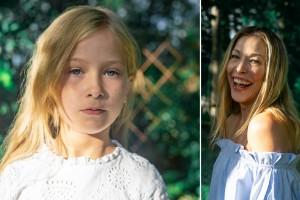 """Mor och dotter spelar mot varandra i Hollywoodregissörens Sörmlandsrysare: """"Väldigt organiskt"""""""