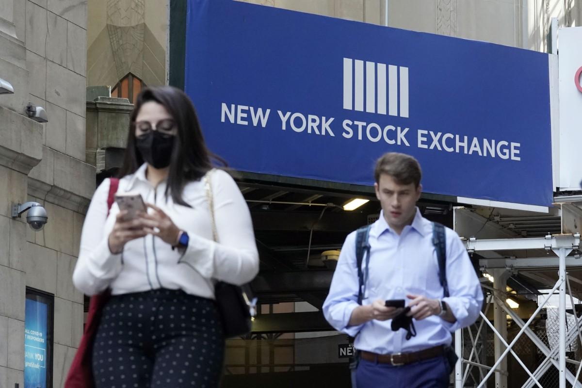 Blandad utveckling på New York-börsen