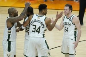 Milwaukee har vänt NBA-finalen