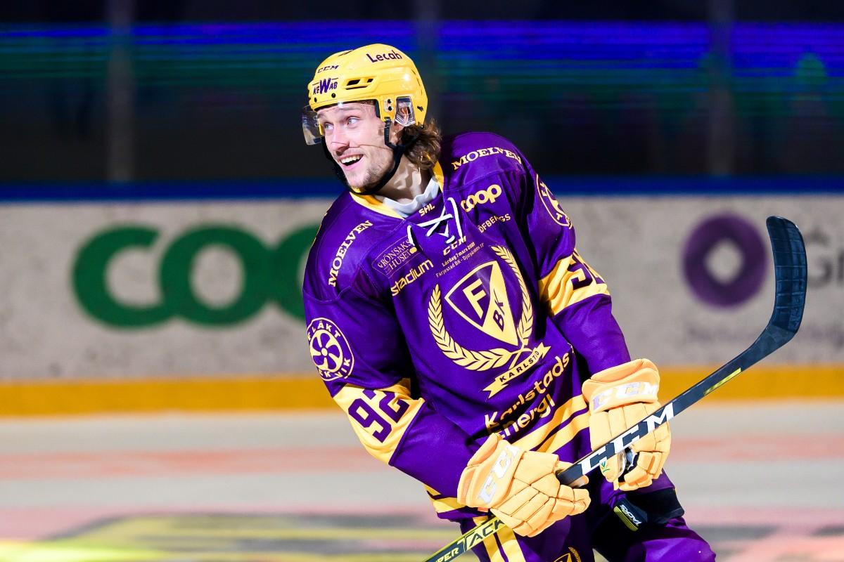 Förra AIK-forwarden klar för AHL