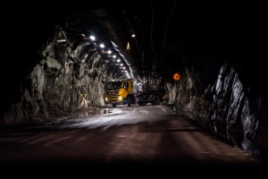 LKAB: Inte fler skalv än vanligt