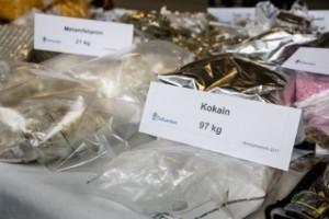 Narkotikapriser blir allt lägre