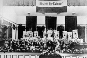 Låt oss fira vårt styrelseskick som fyller 100 år