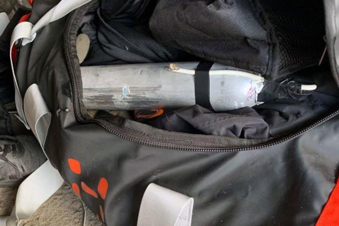 Hemmagjord rörbomb hittades i garagelänga – man åtalas – NSD