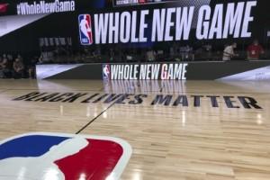 NBA är tillbaka – men ingenting är sig likt