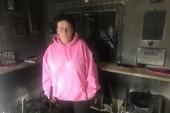 """Hennes foodtruck vandaliserad: """"Är mitt livsverk"""""""