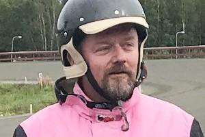 Roger L Berglund vann med 35-oddsare i Boden