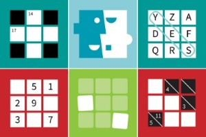 TESTA: Sugen på Sudoku eller kluriga korsord?