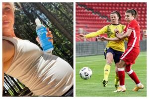 """Jessica ser guldklass på Sveriges spel: """"Imponerad"""""""