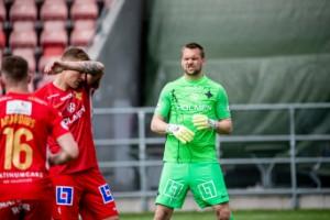 """IFK-målvakten: """"Är här för att bygga någonting bra"""""""