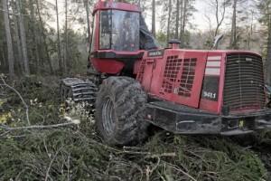 Tingsrätten: Flensföretag vanvårdade skogsmaskin – får ingen ersättning