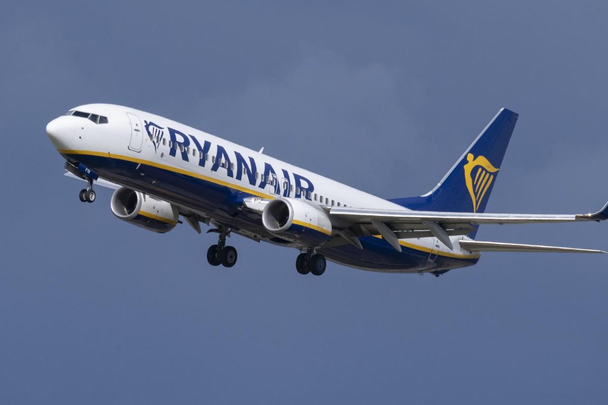 Ryanair märker av lyftet
