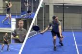 Padelskolan del 1: Så lyckas du med din forehand och backhand