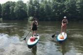 Nyköpings å: Perfekt för Stand-Up paddel