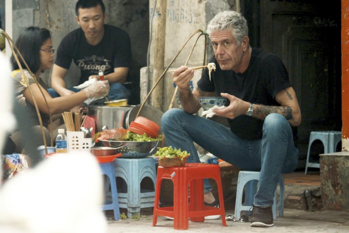 Dokumentär om tv-kock slår biljettrekord