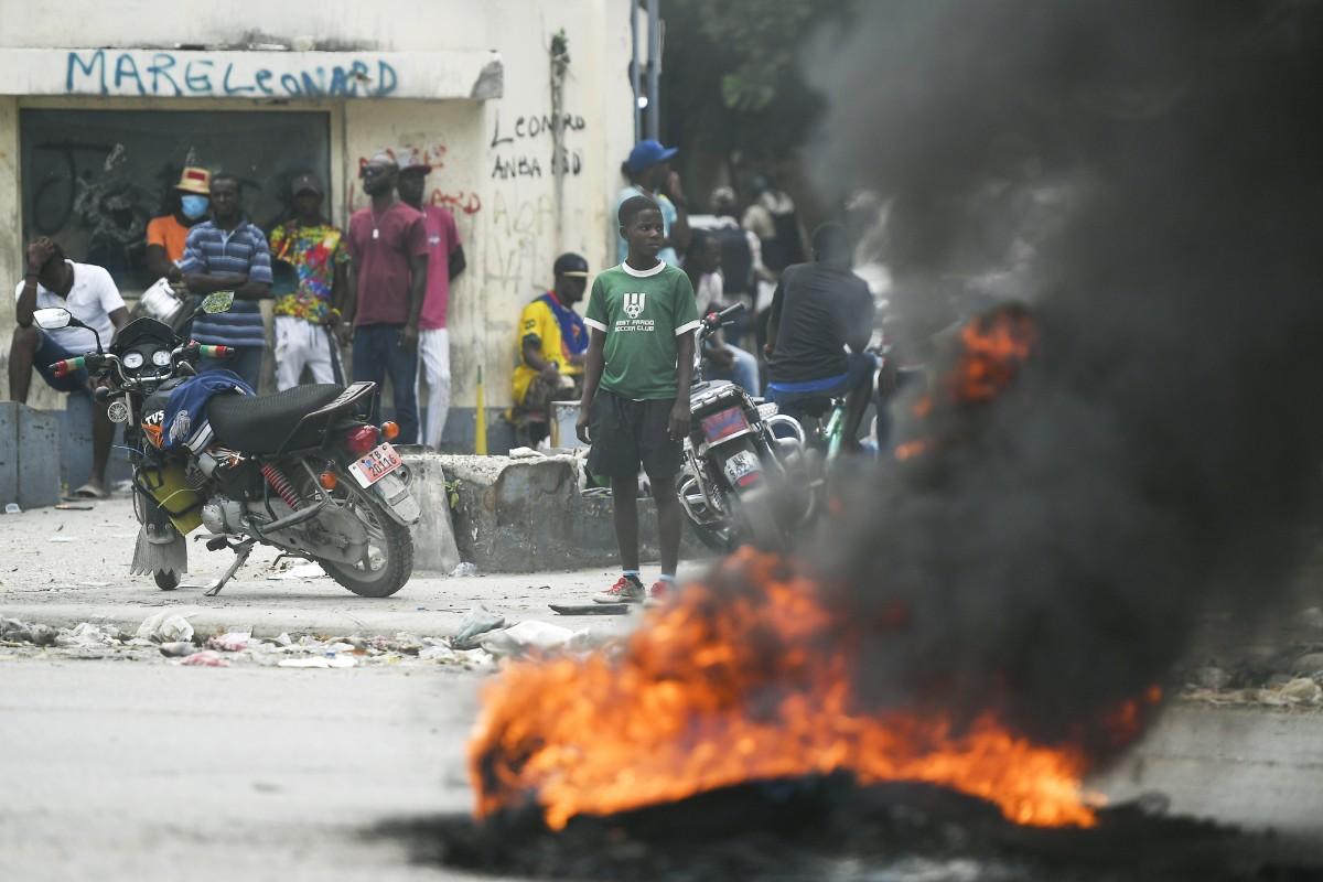 Informatör misstänkt för Haitimord