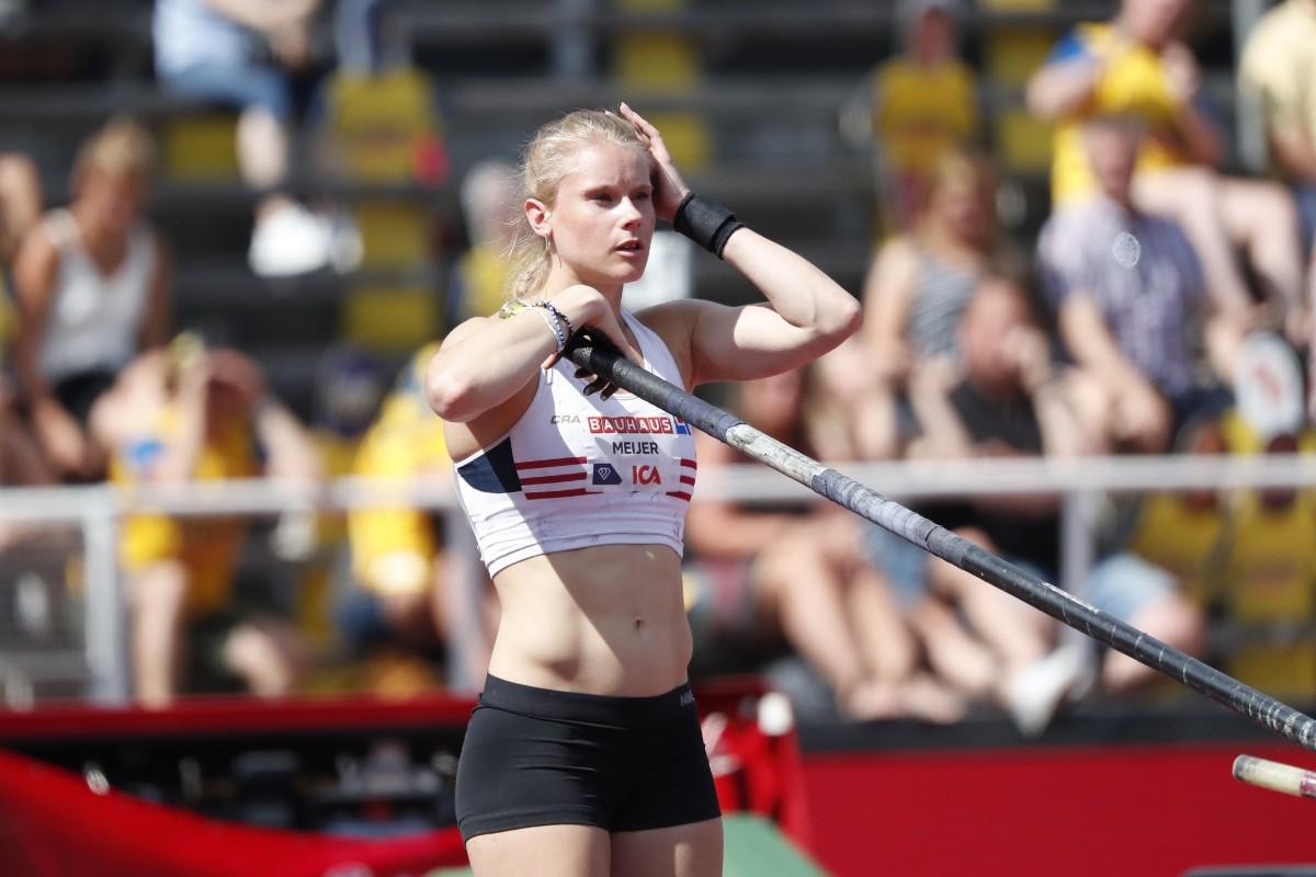Tävlar i OS – fem veckor efter svåra kraschen
