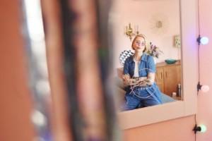 Tatueraren Emilia flyttade hem till Luleå för att uppfylla drömmen