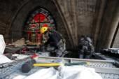 Notre-Dame säkrat – återställandet kan börja