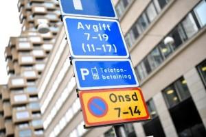 Vi behöver fler parkeringsplatser, inte färre