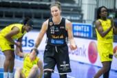 Luleå Basket Mark Maggie Lucas