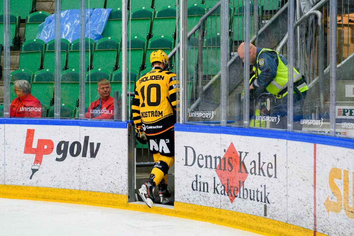 Säsongen över för AIK – som nollades av Rögle