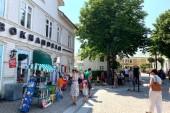 Rekordmånga turister lockas till Trosa även i år