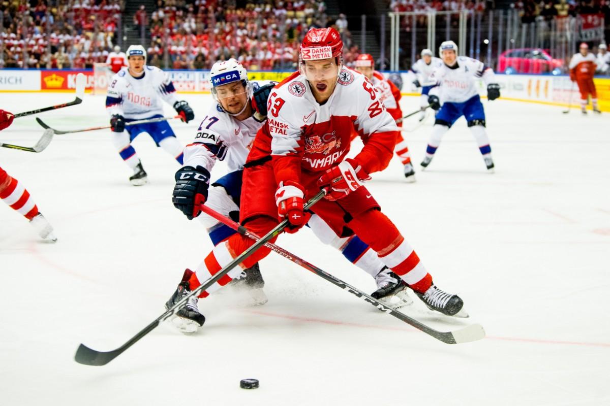 Uppgifter: Dansk NHL-spelare högt på LHC-listan