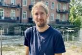 Göthberg minns 14-åring med stor talang