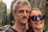 Feffe och Camilla bytte storstaden mot lugnet i Gnesta