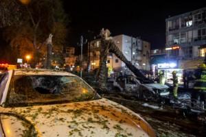 Planetens mest avskydda regim bombar Israel