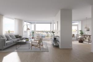 """TJUVKIK: Här är Norrköpings rekorddyra lägenhet ✓ """"Tänk dig vilket läge den har"""" ✓ Täcker två våningar"""