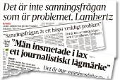 Kajjan Andersson: Kan vi prata lite om mannens försvarstal?