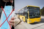 Lättade restriktioner – Munskydd på bussen slopas
