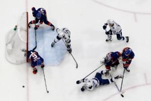 Islanders jämnar ut mot Tampa i Stanley Cup