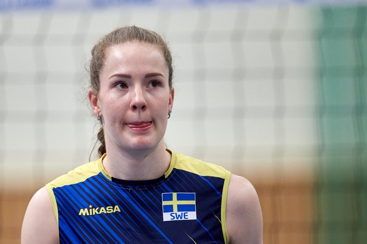 Första EM-förlusten för Sverige