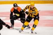 Joakim Lindström fick, och tog, ett stort puckansvar i det offensiva spelet och mycket av chanserna som skapades kom via forwardsveteranen.