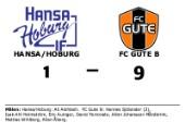 FC Gute B klar seriesegrare efter seger