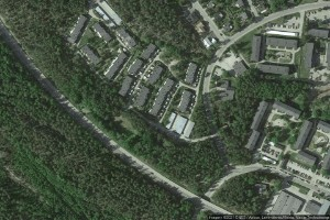 135 kvadratmeter stort radhus i Strängnäs sålt för 2475000 kronor