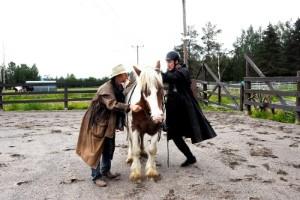 Hästar – en passion som varar hela livet