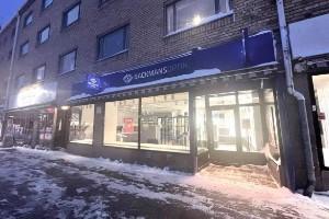 Glasögonbutik i Luleå i konkurs