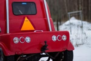 Beslagtagen A-traktor kunde gå i 80 - föraren åtalas