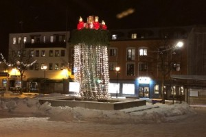 Quiz: Enköping - stad i snö och ljus